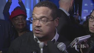 Keith Ellison shares message to voters after winning MN's attorney general race