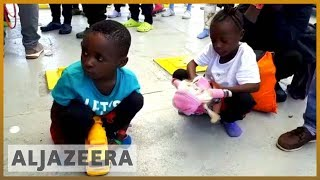 🇪🇸 Aquarius: Refugees and migrants finally reach dry land in Spain | Al Jazeera English