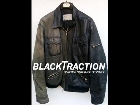 check out 39250 8624c Rinnovare la pelle di giubbotti/giacche con B. LEATHER