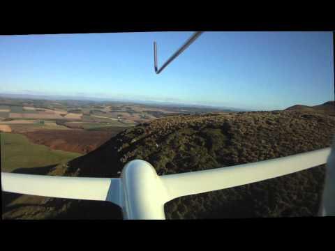 Sunshine & Shadow: Epic Early Morning Ridge Soaring