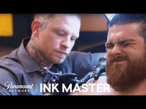 4a4dfaf85aced Face Off Tattoo: Animal Realism - Ink Master, Season 8 - Ink Master ...