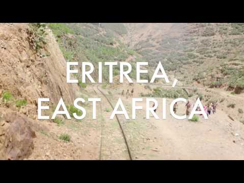 Riding the Asmara Railway, Eritrea