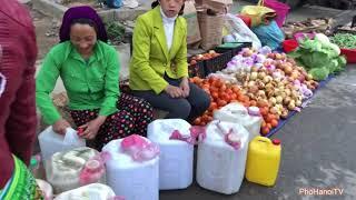 Chợ Phiên Mèo Vạc - Nét Văn hoá của người Vùng cao Hà Giang .