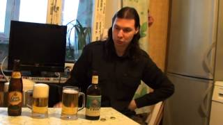 Обзорчик №44 (Пиво Трое в лодке - vs Пиво Česky Džbánek )