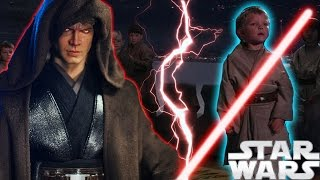 The REAL Reason Anakin Skywalker Killed Younglings - Star Wars Explained