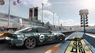 playstation 2 need for speed:pro street gameplay