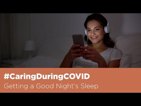 Getting a Good Night's Sleep: Screen-Time and Melatonin