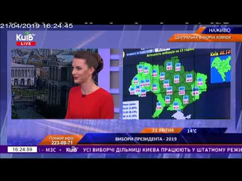 Телеканал Київ: 21.04.19 Телемарафон ч.9