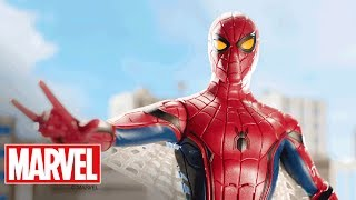 Marvel: Spider-Man Homecoming - 'Tech Suit Spider-Man' Official TV Commercial