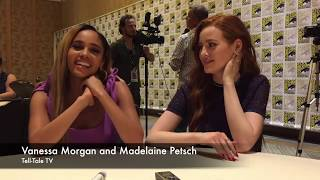 Interview: Vanessa Morgan and Madelaine Petsch (Riverdale)
