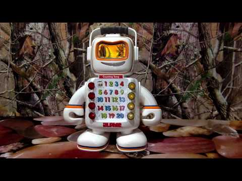 2010 Playskool Robot - Alphie