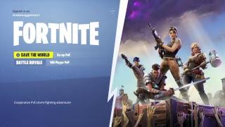 Fortnite Battle Royale Stream 8