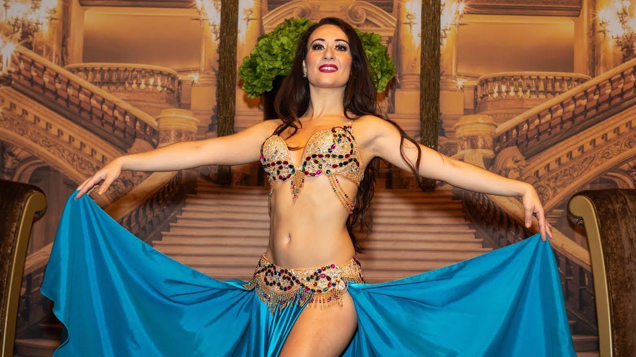 Belly dance hot sexy turkish girl