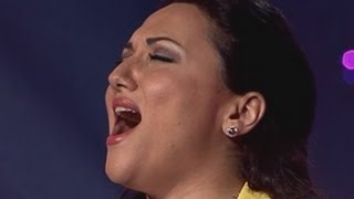 ريهام مصطفى- Cry me a river  - مرحلة الصوت وبس – MBCTheVoice