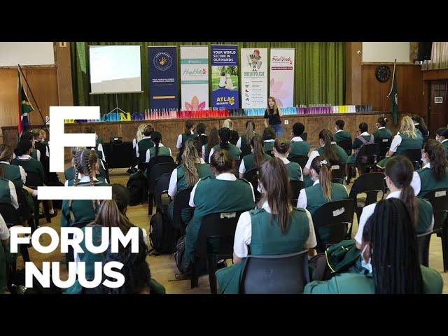Forum Nuus: AfriForum se Teenboeliespan help om meisies te bemagtig