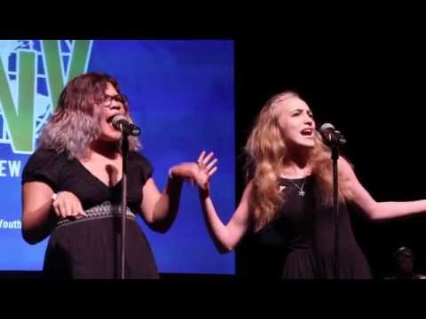 "2014 - Brave New Voices (Finals) - ""Rape Joke"" by Los Angeles Team"