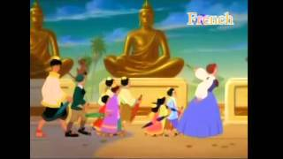 The King And I - Getting to Know You (Multilanguage)