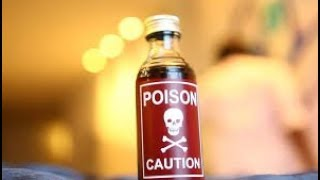 Health and Wellness: First aid for ingesting a poisonous substance