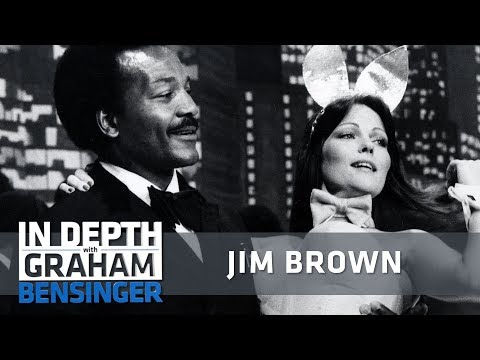 Jim Brown on Hugh Hefner, Frank Sinatra & Jack Nicholson