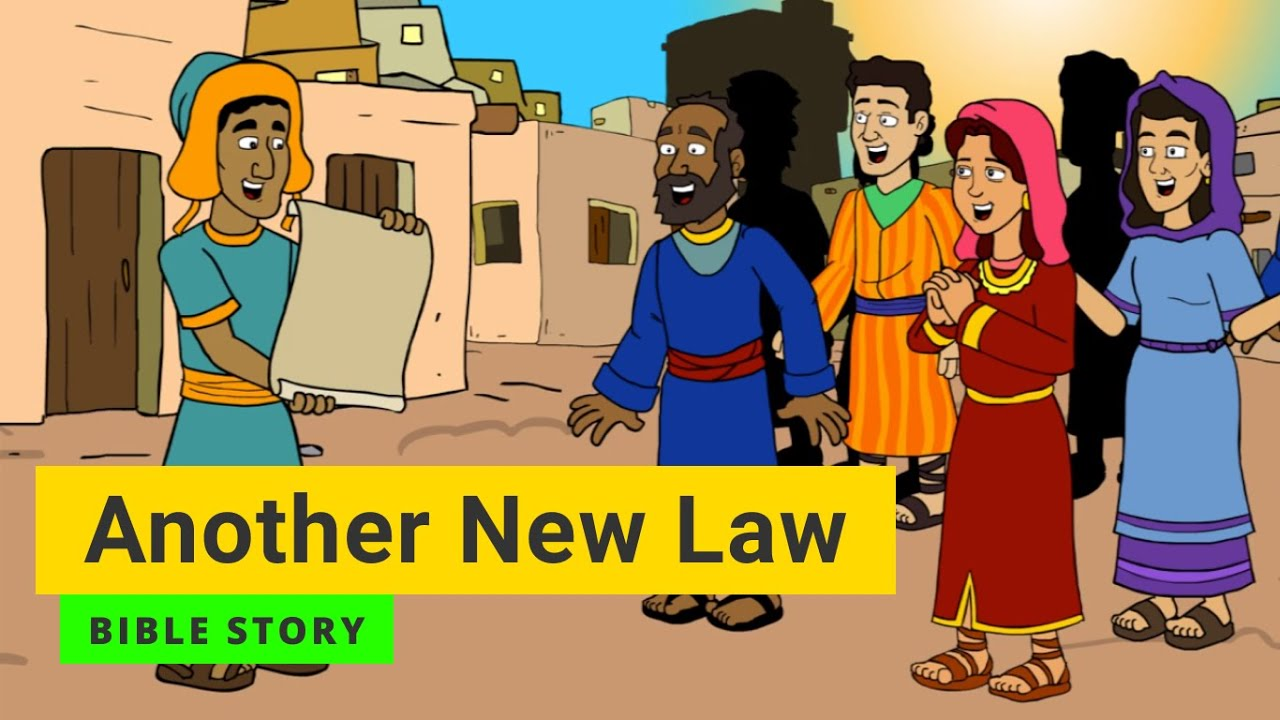 """Primary Year C Quarter 2 Episode 8 """"Another New Law"""""""