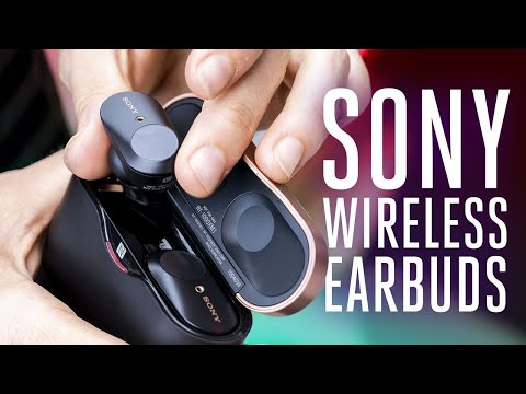 These Sony earbuds do what AirPods can't