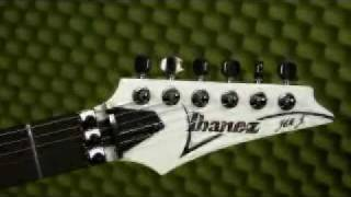 gmmusic play ibanez electricguitar jem jr