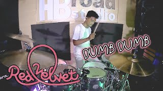 Red Velvet 레드벨벳 'Dumb Dumb'  | Drum Performance by Muhammad …