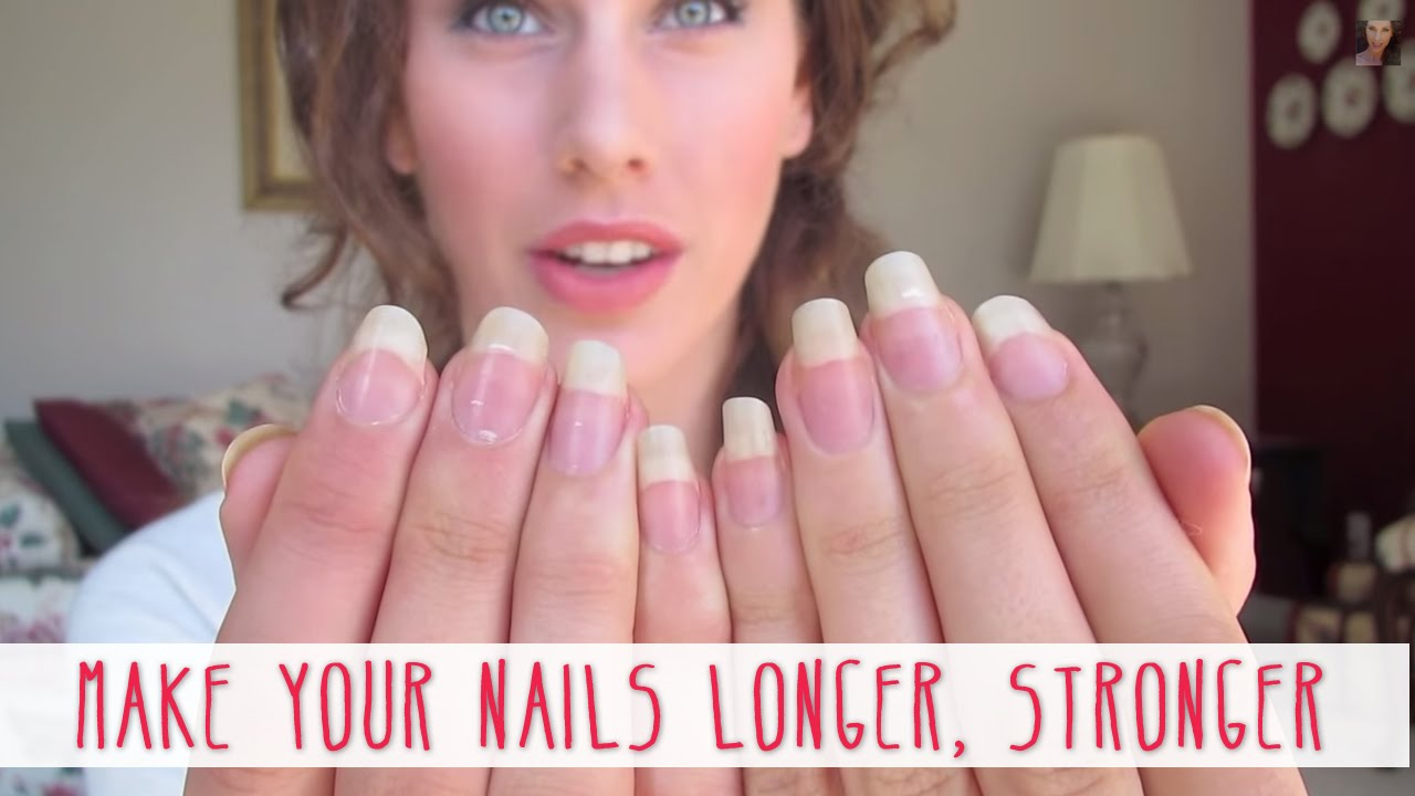 How To Make Your Nails Grow Faster And Stronger | Art And Design