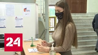 Голосование по поправкам в Конституцию: главное – безопасность граждан - Россия 24