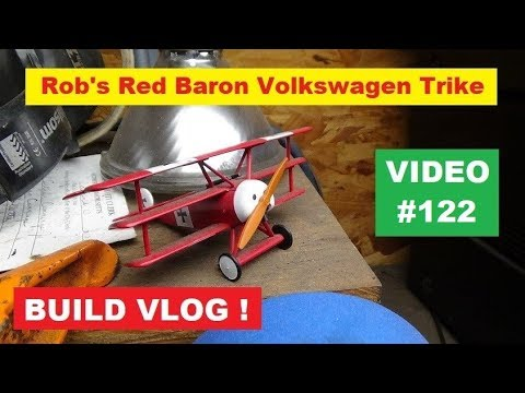 Rb Vw Trike 122 Starter Solenoid Rear Harness And Coil Relocation
