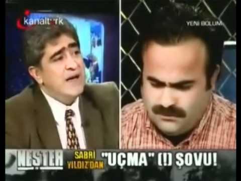 Turkish Flying Guy - Mr. Sabri - Complication - With Subtitles