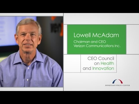 Lowell McAdam - CEO Council on Health and Innovation
