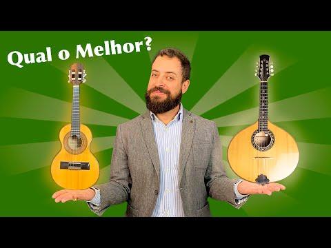 CAVAQUINHO vs BANDOLIM - Quais as diferenças? por DANILO BRITO