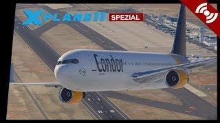 Wir erobern den Luftraum zurück 🔥 - XPlane11 Communityfliegen mit Marius!