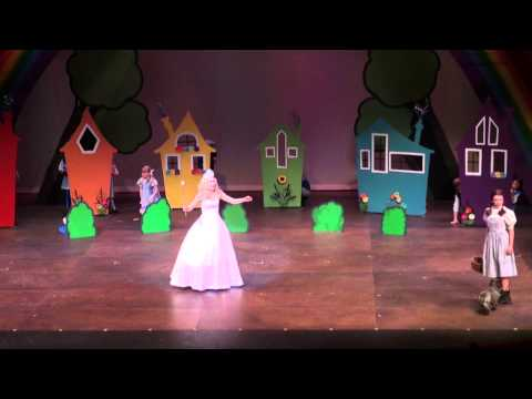 Munchkins - The Wizard of Oz