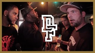 YOUNG KANNON & BIG KANNON VS REAL DEAL & FRESCO | Don