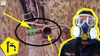 ✅ Замена трубы канализации,  установка гофры на унитаз / Ремонт сантехники