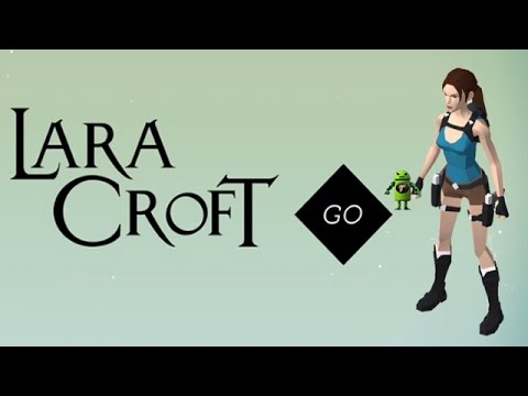 Lara Croft Go - The Entrance Walkthrough  