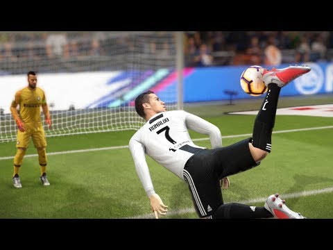 FIFA 19 : BEST GOALS OF THE SEASON!