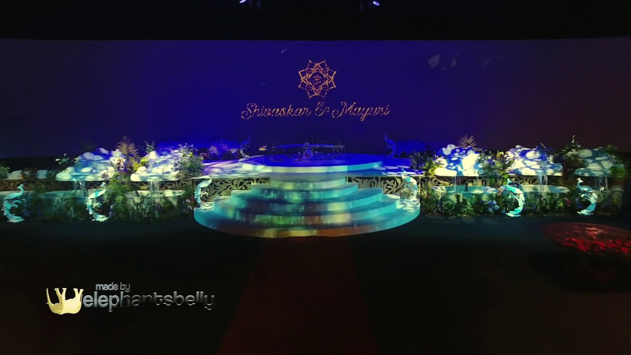 Hindu Wedding Decor Creative Trailer South Africa Koogan Pillay