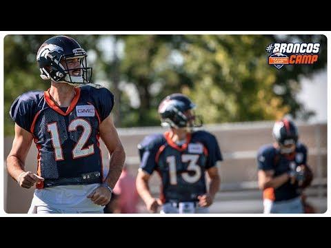 Broncos in 60: Saturday, August 12