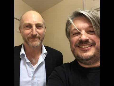 Jonathan Ames - Richard Herring's Leicester Square Theatre Podcast #183