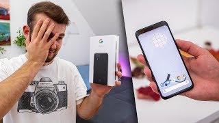 Google WARUM? - Das neue Pixel 4 (Unboxing & mein erster Eindruck)