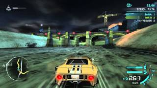 [TAS]Need For Speed Carbon 623km/h