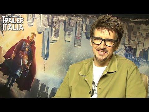 DOCTOR STRANGE: Intervista Esclusiva con il regista