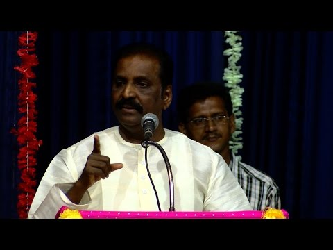 When People Prefer For Books Than Alcohol, That Is The Day Tamil Nadu Will Awake - Vairamuthu
