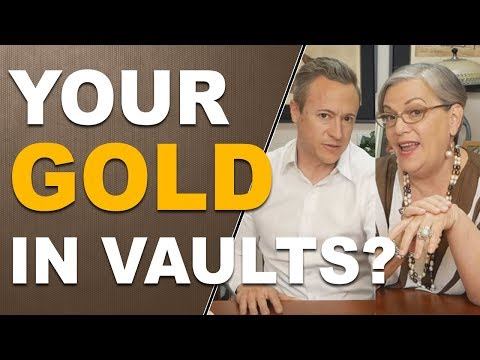 Your Gold in Vaults? Confiscations, Mattress Money, 2021, and more… Q&A with Lynette and Eric - 4/24