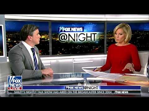 Fox News @ Night - Shannon Bream - December 13, 2017 - Archive