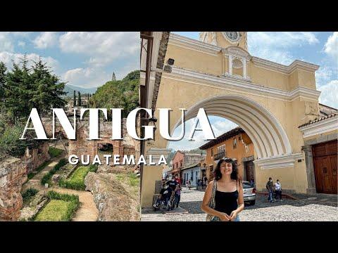 Antigua, Guatemala Vlog 2021 🇬🇹