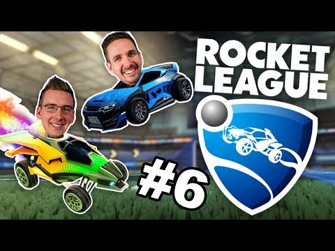 Everything Bad is Wrong with the World | Rocket League #6